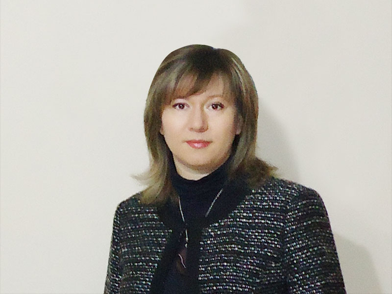 Д-р Оксана Гершанов