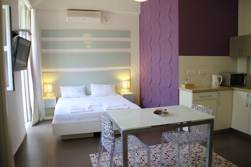 Маленькая гостиница в Хайфе