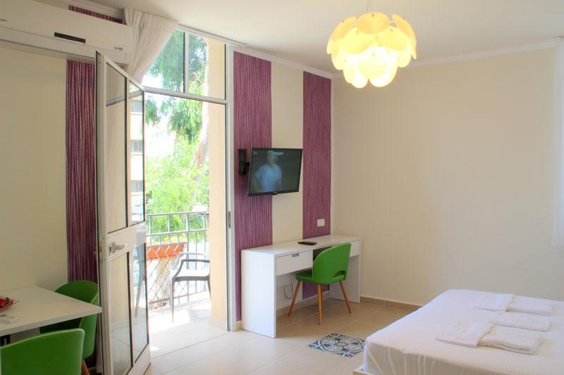 Отель в Хайфе