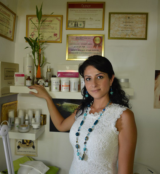 Косметолог в Бат-Яме