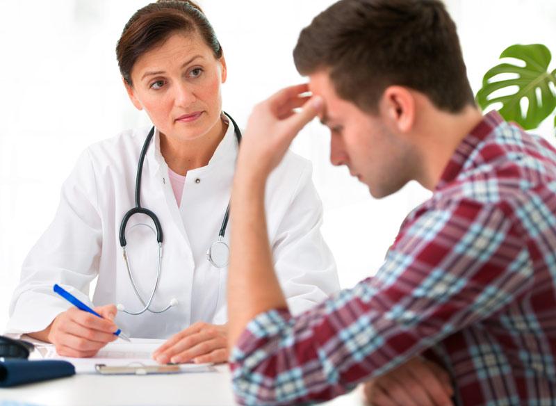 Лечение проводится там, где это удобно пациенту и его близким.