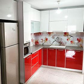 Кухни EK - производство, установка и продажа кухонь в Израиле. Кухни в Израиле на заказ.