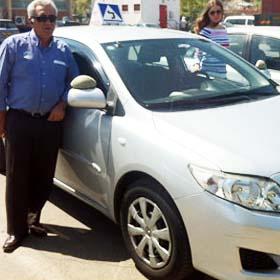 Учитель вождения в Израиле. Учитель вождения в центре страны - Иосиф Муратов