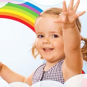 """Детский сад в Ашкелоне """"Радуга"""". Детские сады в Израиле."""