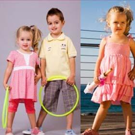 Детская одежда оптом в Израиле - Infinity