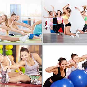 Фитнес центр в Петах Тикве «Make Shape». Фитнес студия в Израиле под руководством Зои Кац. Фитнес клуб в Израиле.