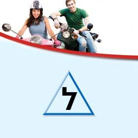 Учитель вождения на мотоцикле в Израиле - Хагай мотоциклы. Инструктор по вождению на мотоцикле. Права на мотоцикл.