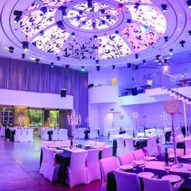 """Зал торжеств в Реховоте """"Салют"""". Свадьба в центре Израиля. Торжество в Израиле."""