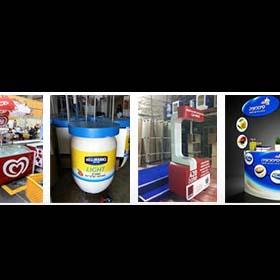 Sproject коммерциализации товара в Израиле. Увеличение объемов продаж. Рекламные стойки в Израиле.