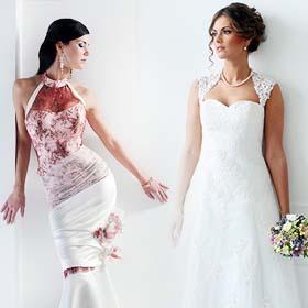 Школа конструирования и моделирования в Израиле им. Софии Бернс. Моделирование свадебных нарядов в Израиле.