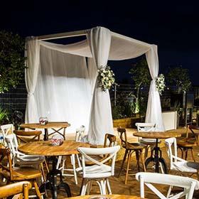 Зал торжеств в Од а-Шароне B4. Банкетный зал в Од а-Шароне. Зал торжеств на свадьбу в Израиле.