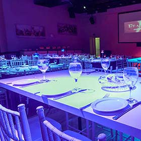 Зал торжеств в Герцлии «Feature». Банкетный зал в Герцлии. Торжества в Израиле.