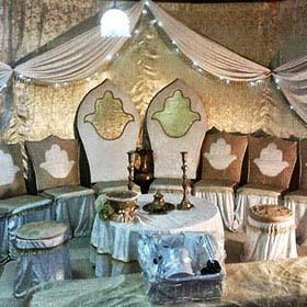 Зал торжеств в Иерусалиме «Казабланка». Свадьба в Иерусалиме. Торжества в Иерусалиме.