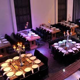 Зал торжеств «Найс Бар». Ресторан в центре Израиля. Торжества в Израиле.