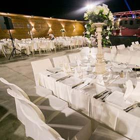 """Зал торжеств """"Музеон"""" в Холоне. Банкетный зал в центре Израиля. Зал торжеств до 400 гостей в Холоне. Зал торжеств до 250 гостей в центре Израиля."""