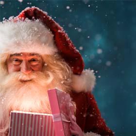 """Лари Месиба Ли"" - Дед Мороз и Снегурочка у вас дома!"