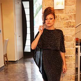 Салон вечерних платьев «Natalie» в Раанане. Вечерние платья в Тель-Авиве. Вечерние платья в Петах-Тикве. Вечерние платья в Герцлии. Вечерние платья в Кфар-Сабе.